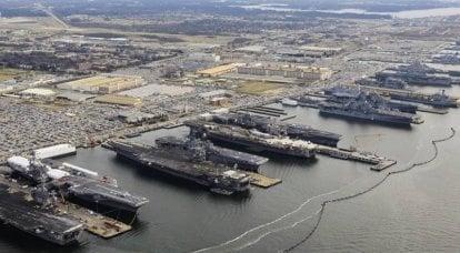 俄罗斯海军的目标:消灭一半敌军舰队
