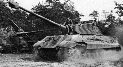 Tank asanı Kurt Knispel. Savaş puanı ve büyük sorular