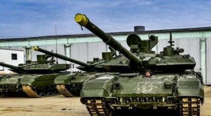 미국 관측통은 T-90M 전차의 생존 성과 전투 효율성을 높이 평가했습니다.