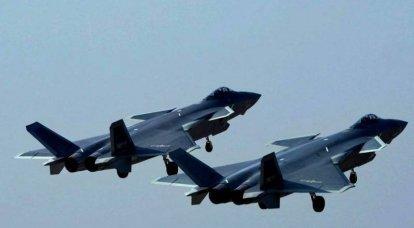 Sohu: Le J-20 a d'excellentes performances, mais les États-Unis ont clairement une avance sur le nombre de chasseurs de 5e génération.