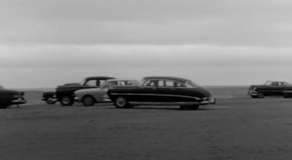 "Ruedas del cine soviético. ""Temporada muerta"""
