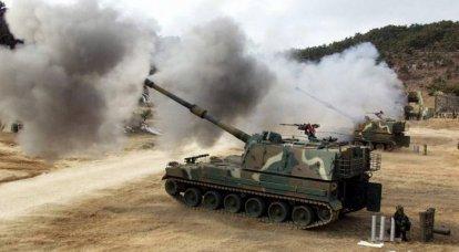 """एस्टोनिया ने स्व-चालित बंदूकें K9 """"थंडर"""" का एक अतिरिक्त बैच हासिल करने का इरादा किया है"""
