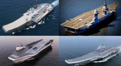 Por que a Rússia precisa de um porta-aviões