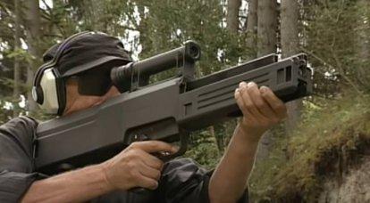 गैलन रिवॉल्वर से G11 असॉल्ट राइफल तक: असामान्य छोटे हथियार