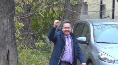 Le tribunal a condamné Nikolai Platoshkin