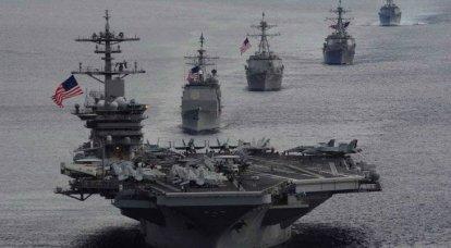 다음 큰 미래 : 미국 해군과 공군 과부하, 러시아와 중국이 가져 가라.