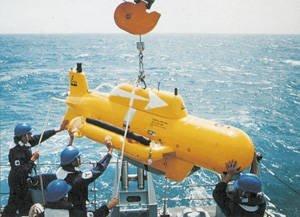 美国军用机器人 - 在水下,在天堂和陆地上