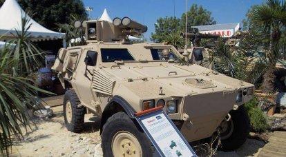 俄罗斯 - 法国装甲战车项目