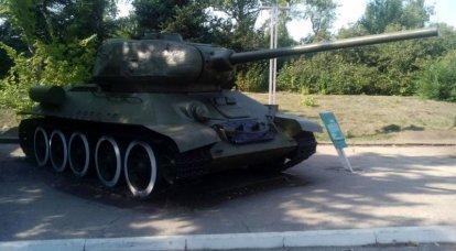 जर्मन टैंक क्रू के लिए एक मैनुअल से: युद्ध के दौरान जर्मनी में सोवियत टैंक का मूल्यांकन कैसे किया गया था