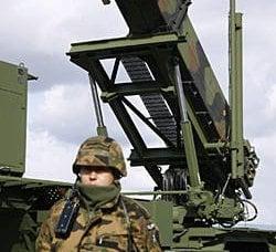 NATOがミサイルシールドを構築