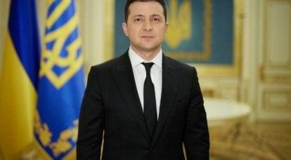 """Zelenski, """"Kırım'ın işgalinin kaldırılması"""" hakkında bir kararname imzaladı ve Kırımlıları """"evlerine dönmeye"""" çağırdı."""