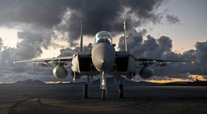 Dai disegni al cielo. Combattenti Boeing F-15EX per il Pentagono