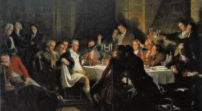 フランス革命。 ジャコビン