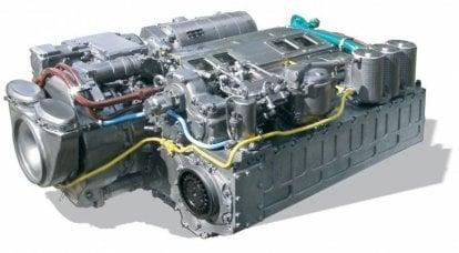 """""""携带装甲空气贵"""":围绕5TDF坦克柴油发动机的激情"""