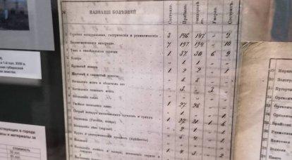 XNUMX 세기 러시아에서 아픈 것 : 군사 부서의 지방 Zemstvo 병원에 대한 데이터