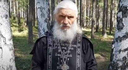 Restaurarei a ordem na Rússia em três dias: o antigo shiigumen Sergiy sugeriu que Putin o transferisse para os poderes presidenciais