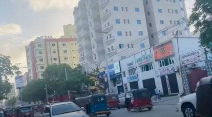Grande attentato terroristico nella capitale della Somalia