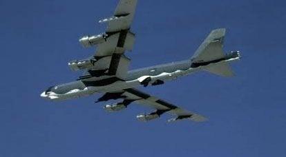 轰炸机和核报复