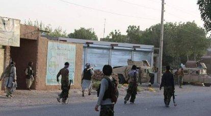 ISIS se atribuyó la responsabilidad de los ataques de fin de semana en Afganistán, alegando que atacó la infraestructura y el equipo de los talibanes