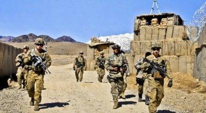 Déclenchez une guerre civile en Afghanistan afin de ne pas perdre la tête de pont pour combattre la Chine et la Russie