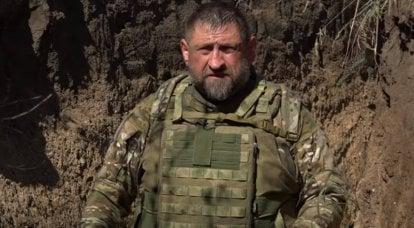 Askeri Muhabir Alexander Sladkov bugünlerde Donbass'ta devam eden süreçlerden bahsediyor