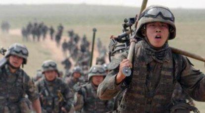 インドの諜報機関:中国はラダックの連絡線の近くに新しい軍事地区を設立