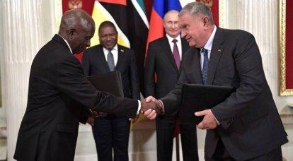 アフリカにおけるロシアの影響力の回復:ソビエトの過ちを繰り返さない