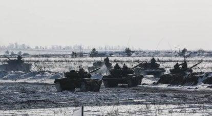 海兵隊は戦車T-72B3とT-80を受け取る