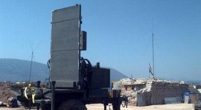 ABD Ordusu pil karşıtı radarı