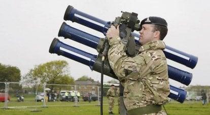 英国轻型多用途导弹LMM(轻型多用途导弹)