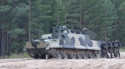 Endonezyalı denizciler Rusya'da 79 zırhlı personel BT-3F daha satın almak istiyor