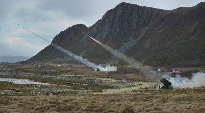 戦闘機はありませんが、防空システムがあります:リトアニアはノルウェーのNASAMS防空システムを受け取りました