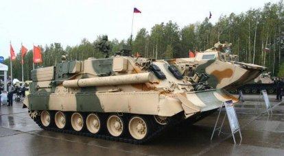装甲救援车BREM-80U