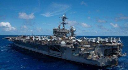 ¿Podrán los portaaviones estadounidenses sobrevivir a la guerra contra Rusia?