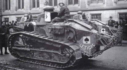Más vale tarde que nunca: la historia de la construcción de tanques en Italia