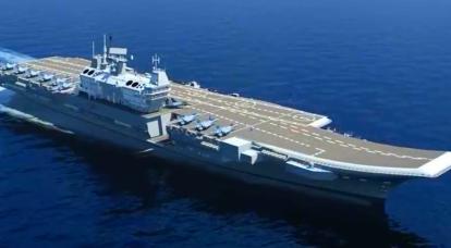 Porte-avions pour la Russie: plus vite que prévu