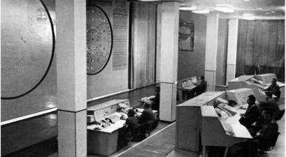 苏联导弹防御系统的诞生。 Yuditsky 建造了一台超级计算机