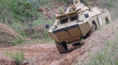 """穷人的装甲:BRDM-2MB""""贝卡斯"""""""