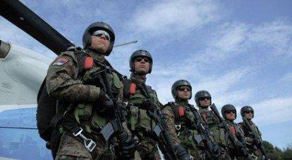 Forces spéciales de Serbie