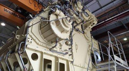 "PJSC ""Zvezda"", 프로젝트 22350 호위함 용 기어 박스 연속 생산 시작"