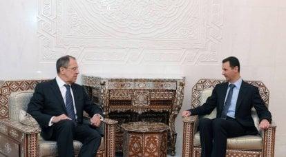 L'enclave économique russe: une nouvelle phase des relations avec la Syrie