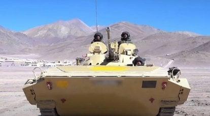 हिमालय में टैंक: चीन और भारत के बीच नया संघर्ष अधिक गंभीर हो सकता है