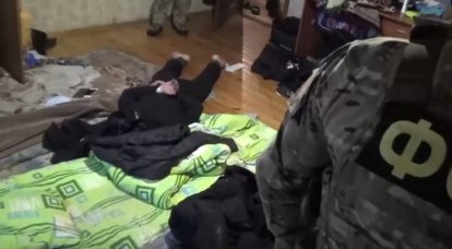FSB detained members of the IS cell who were preparing terrorist attacks in the Moscow region