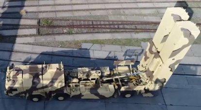 En Ukraine, a annoncé son intention de créer un système de missile polyvalent