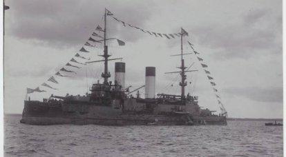 Tsushima। मुख्य बल लड़ाई में शामिल होते हैं