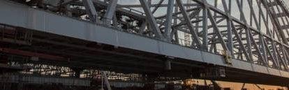 クリミア半島への架け橋は間に合うでしょう。 それにもかかわらず、