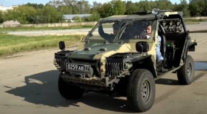 Ordu arabaları: Çok çeşitli yeteneklere sahip ATV'ler