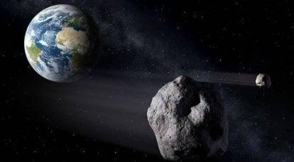 La NASA sta per prendere un asteroide