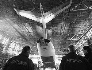 L'industria aeronautica ucraina è destinata al degrado