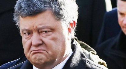 Mídia dos EUA: A taxa do Ocidente em Poroshenko foi um erro